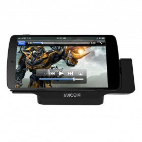 IMobi4 Horizontal Desktop Charging Dock for Google Nexus 5 - Black