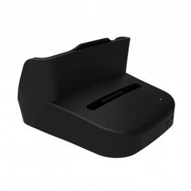 IMobi4 Desktop Dual Charging Dock for Samsung Galaxy Note 3 - Black - 5