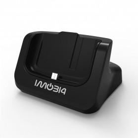 IMobi4 Desktop Dual Charging Dock for Samsung Galaxy S5 - Black - 6