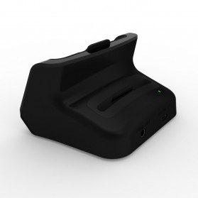 IMobi4 Desktop Dual Charging Dock for Samsung Galaxy S5 - Black - 8