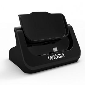IMobi4 Desktop Charging Dock for HTC One M9 - Black - 3