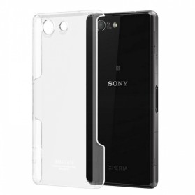 Imak Crystal 1 Ultra Thin Hard Case for Sony Xperia Z3 Compact Mini - Transparent