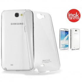 Imak Crystal 1 Ultra Thin Hard Case for Samsung Galaxy Note 2 N7100 - Transparent