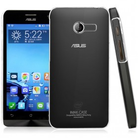 Imak Crystal 1 Ultra Thin Hard Case for Asus Zenfone 4 - Transparent - 2