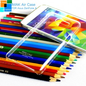 Imak Crystal 1 Ultra Thin Hard Case for Asus Zenfone 4 - Transparent - 3