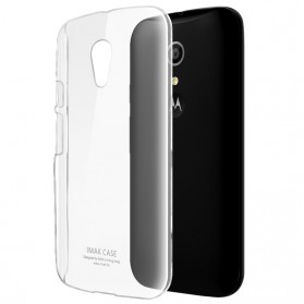 Imak Crystal 1 Ultra Thin Hard Case for Motorola Moto G2 - Transparent