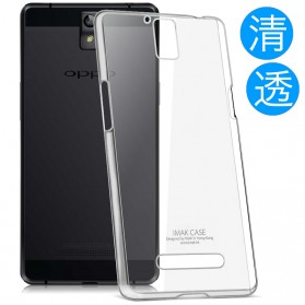 Imak Crystal 1 Ultra Thin Hard Case for OPPO R3 R7007 - Transparent