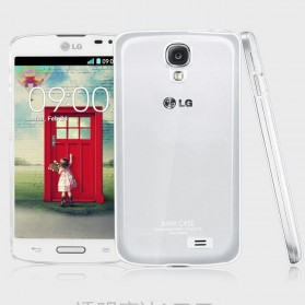 Imak Crystal 1 Ultra Thin Hard Case for LG F70 D315 - Transparent - 2
