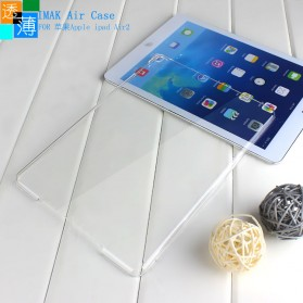 Imak Crystal 2 Ultra Thin Hard Case for iPad Air 2 - Transparent - 6