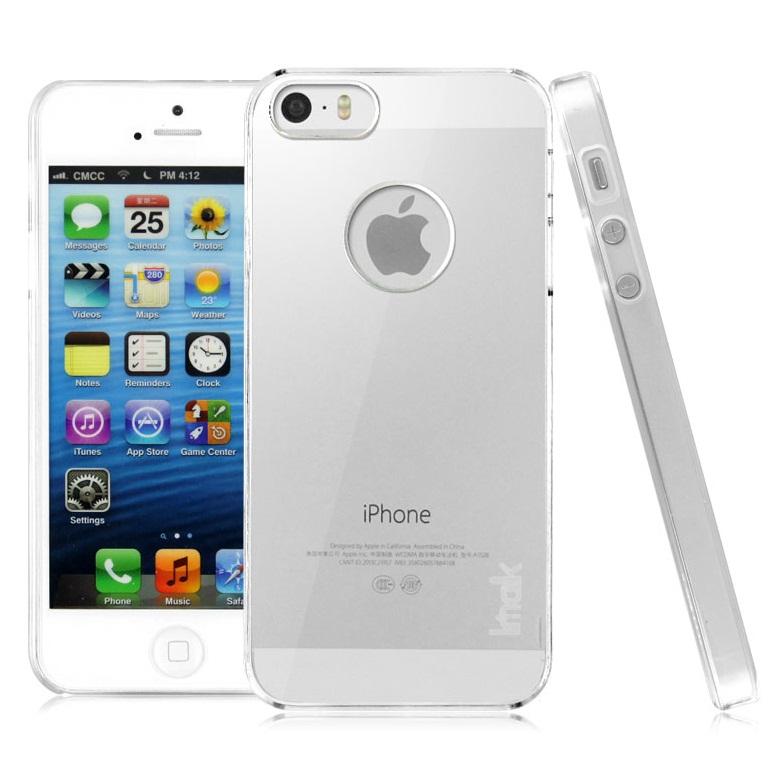 Imak Crystal 2 Ultra Thin Hard Case for iPhone 5/5s/SE ...