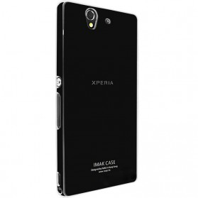 Imak Crystal 2 Ultra Thin Hard Case for Sony Xperia Z L36h L36i - Transparent