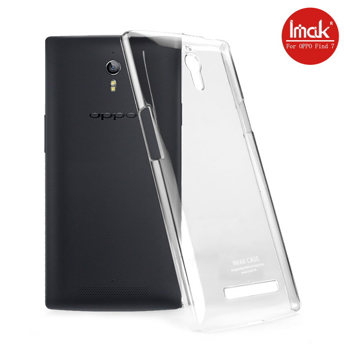 Imak Crystal 2 Ultra Thin Hard Case for OPPO Find 7 X9007 -