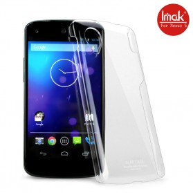 Imak Crystal 2 Ultra Thin Hard Case for LG Nexus 5 - Transparent