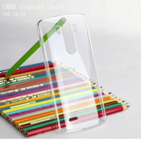Imak Crystal 2 Ultra Thin Hard Case for LG G3 - Transparent - 4