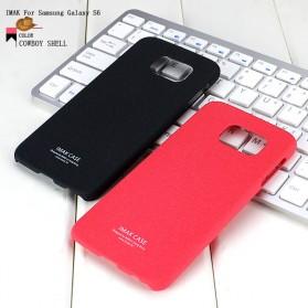 Imak Cowboy Quicksand Ultra Thin Hard Case for Samsung Galaxy S6 - Red - 4