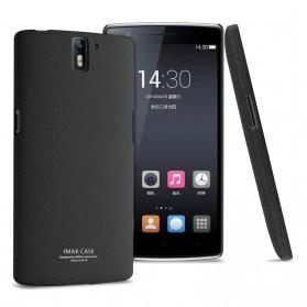 Imak Cowboy Quicksand Ultra Thin Hard Case for OnePlus One - Black