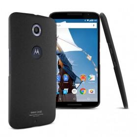 Imak Cowboy Quicksand Ultra Thin Hard Case for Google Nexus 6 - Black