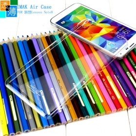 Imak Crystal 1 Ultra Thin Hard Case for Lenovo Note 8 A936 - Transparent - 2