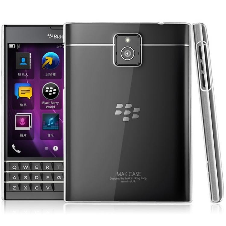 ... Imak Crystal 2 Ultra Thin Hard Case for Blackberry Passport Q30 -  Transparent - 1 ... 88c3229b46
