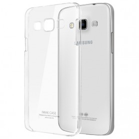 Imak Crystal 2 Ultra Thin Hard Case for Samsung Galaxy E7 - Transparent - 1