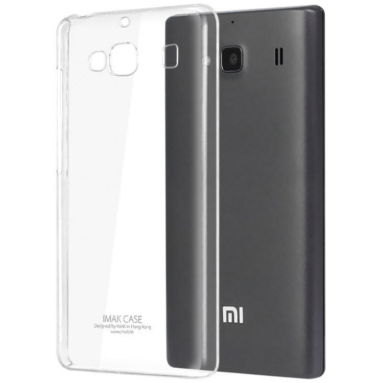 Imak Crystal 1 Ultra Thin Hard Case For Xiaomi Redmi 2