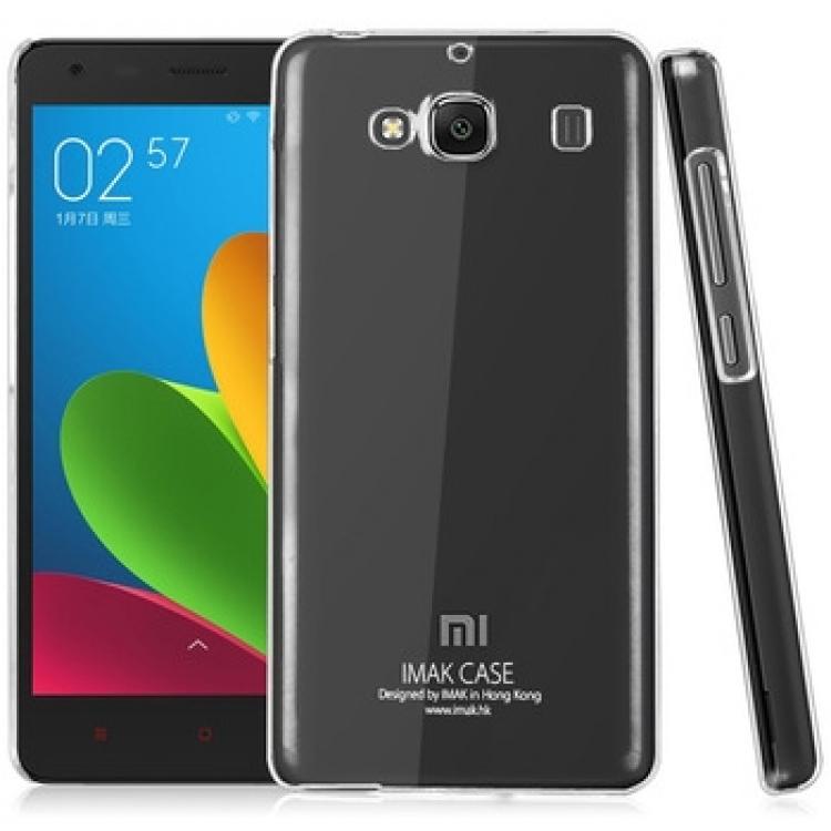 size 40 25432 5976c Imak Crystal 1 Ultra Thin Hard Case for Xiaomi Redmi 2 / Redmi 2 Prime -  Transparent