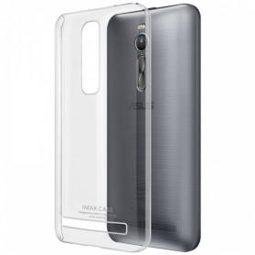 Imak Crystal 1 Ultra Thin Hard Case for Zenfone 2 ZE551ML ZE550ML 5.5 Inch - Transparent - 1