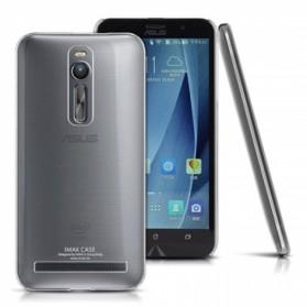 Imak Crystal 1 Ultra Thin Hard Case for Zenfone 2 ZE551ML ZE550ML 5.5 Inch - Transparent - 2