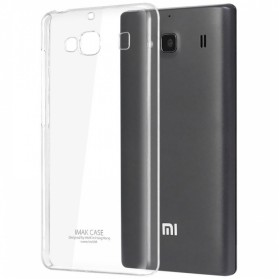 Imak Crystal 1 Ultra Thin Hard Case for Xiaomi Redmi 2 / Redmi 2 Prime - Transparent