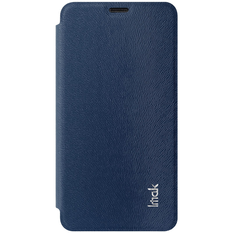 ... Flip Leather Cover Case Series for Asus Zenfone 2 5.5 Inch - Blue - 1