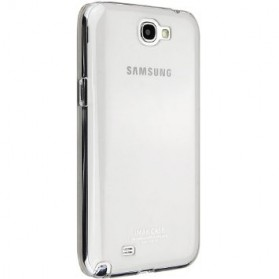 Imak Ultra Thin TPU Case for Samsung Galaxy Note 2 N7100 - Transparent
