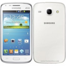 Imak Ultra Thin TPU Case for Samsung GT-i8260 - Transparent