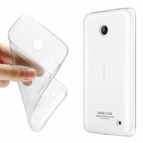 Imak Ultra Thin TPU Case for Nokia Lumia 630 - Transparent