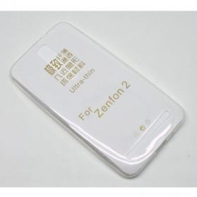 Imak Ultra Thin TPU Case for Zenfone 2 ZE551ML ZE550ML 5.5 Inch - Transparent