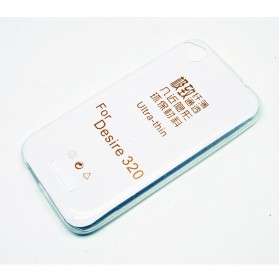 Imak Ultra Thin TPU Case for HTC Desire 320 - Transparent