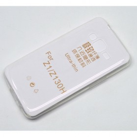 Imak Ultra Thin TPU Case for Samsung Z1 - Transparent
