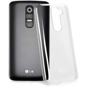 Imak Ultra Thin TPU Case for LG G2 - Transparent