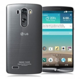 Imak Ultra Thin TPU Case for LG G3 - Transparent