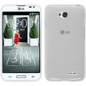 Imak Ultra Thin TPU Case for LG F60 - Transparent