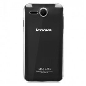 Imak Ultra Thin TPU Case for Lenovo A680 - Transparent