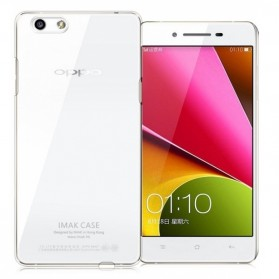 Imak Ultra Thin TPU Case for Oppo R1S R8007 - Transparent