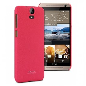 Imak Cowboy Quicksand Ultra Thin Hard Case for HTC One E9+ - Red