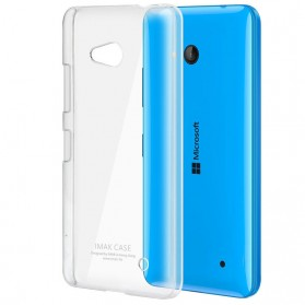 Imak Crystal 2 Ultra Thin Hard Case for Microsoft Lumia 640 - Transparent