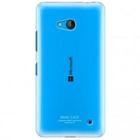 Imak Crystal 2 Ultra Thin Hard Case for Microsoft Lumia 640 - Transparent - 3