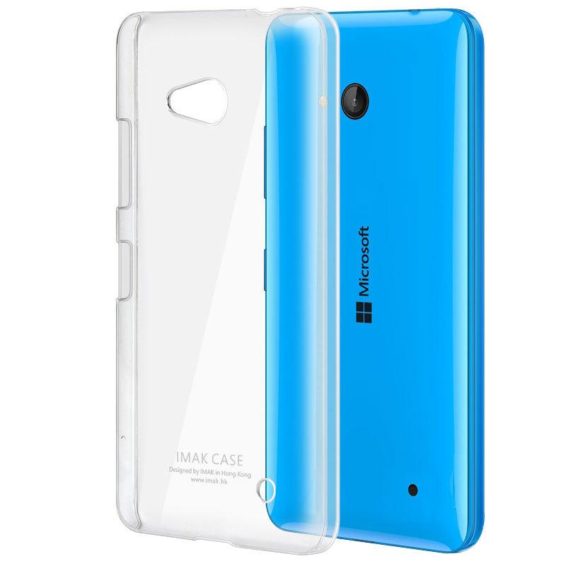 free shipping f4328 c6437 Imak Crystal 2 Ultra Thin Hard Case for Microsoft Lumia 640 - Transparent