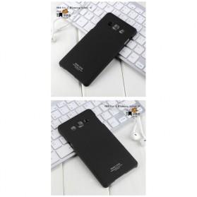 Imak Cowboy Quicksand Ultra Thin Hard Case for Samsung Galaxy A7 2015 - Black - 3