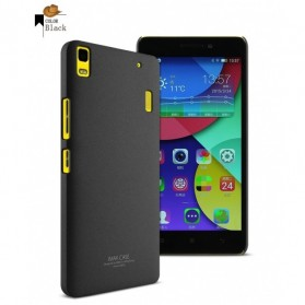 Imak Cowboy Quicksand Ultra Thin Hardcase for Lenovo K3 Note - Black