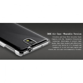 Imak Crystal 2 Ultra Thin Hard Case for OPPO R1C R8207 - Transparent - 6