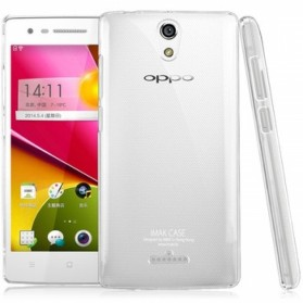 Imak Crystal 2 Ultra Thin Hard Case for OPPO R3007 - Transparent - 2