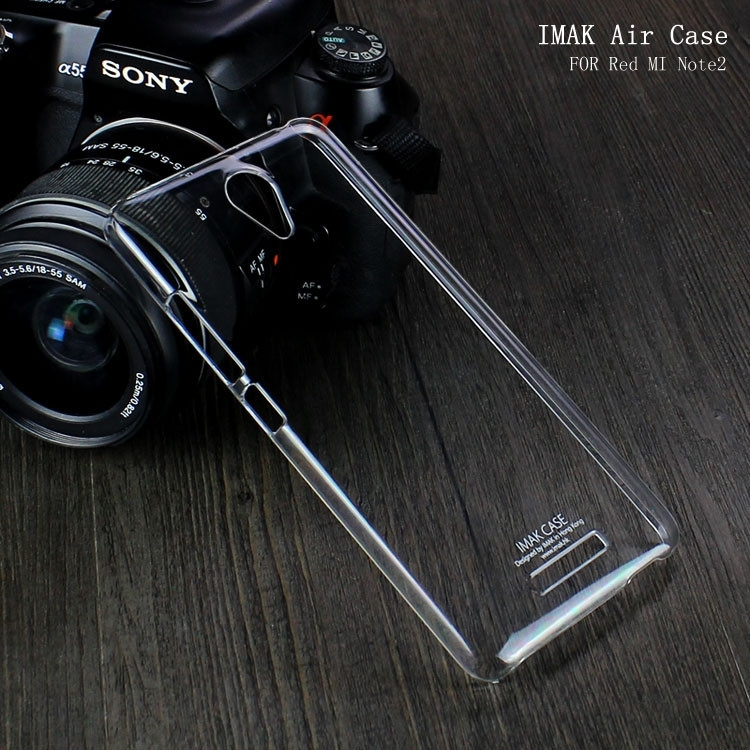 Imak Crystal 2 Ultra Thin Hard Case For Xiaomi Redmi Note